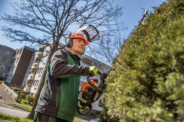 Gartenbau und Gebäudemanagement